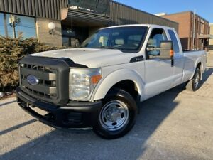 2015 Ford F 250 SUPERCAB LONG BOX **EAGLE POWER LIFT TAILGATE**