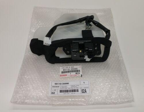 Toyota 4Runner Rear Door Lift Gate Lock Latch With Motor 69110-35090