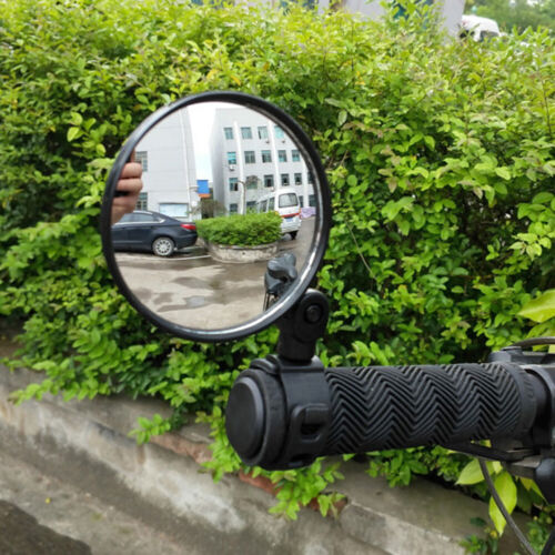 Rearview Mirror Bike Back Rear View Bicycle Cycling Hot Durable Useful