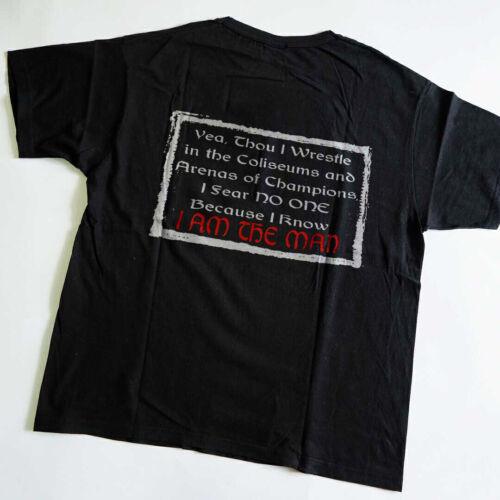 Hulk Hogan 4 Life Vintage T-Shirt REPRINT NWO