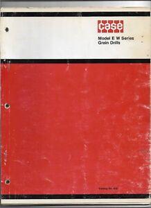 Original-OE-OEM-03-1970-Case-E-W-EW-Series-Grain-Drills-Parts-Catalog-Number-892