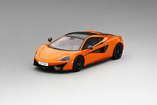 True Scale 1/43 McLaren 570S McLaren Orange LHD SCALE RESIN REPLICA 430113