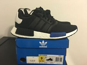 ADIDAS NMD R1 PK SASHIKO (zebra) Men's Shoes