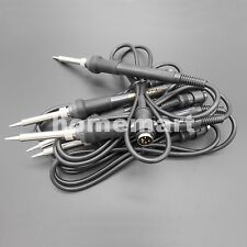 5 pin New Soldering Station Iron Handle for HAKKO 907 /ESD 907 936 937 928 926 !