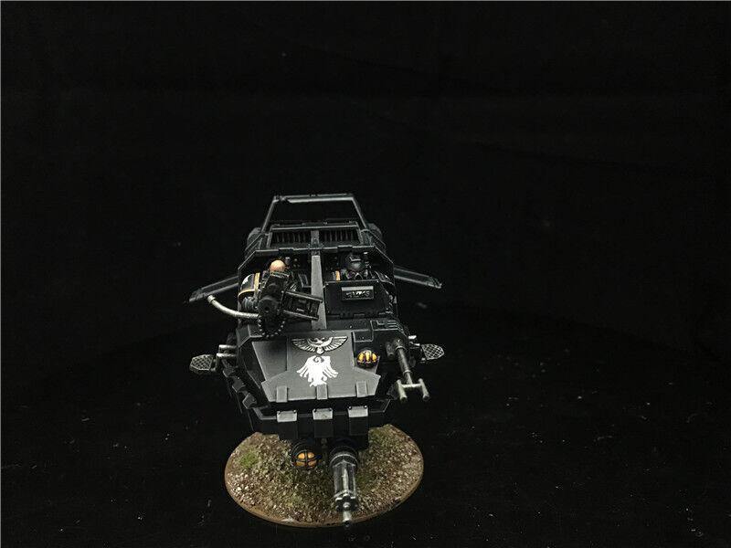 25mm Warhammer 40K DPS painted Dark Angels Land Speeder AP5670