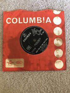 """DAVE FIVE CLARK - CAN'T YOU SEE THAT SHE'S MINE - DB 7291 - 7"""" Vinyl - 1964"""