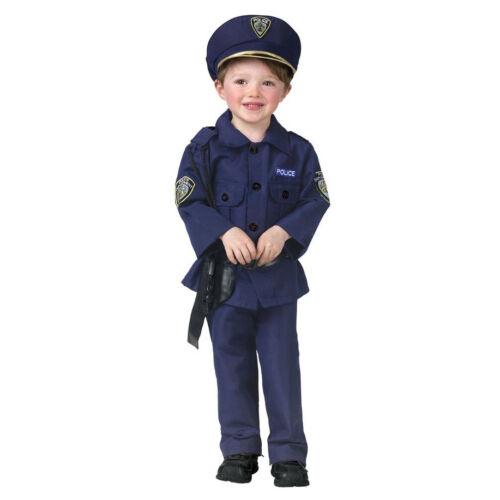Fun World Baby Boy/'s Complete Policeman Cop Toddler Kids Costume