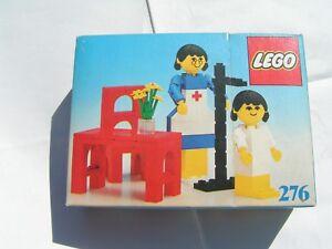 Lego Vintage - L'infirmerie En Boîte Scellee/sealed Box ( Ref. 276)