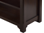 thumbnail 4 - Shoe Storage Bench Wood Cabinet With 3 Shelves For Entryway Hall Mudroom Seating