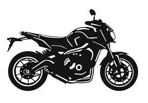 Details Zu Yamaha Mt 09 Aufkleber