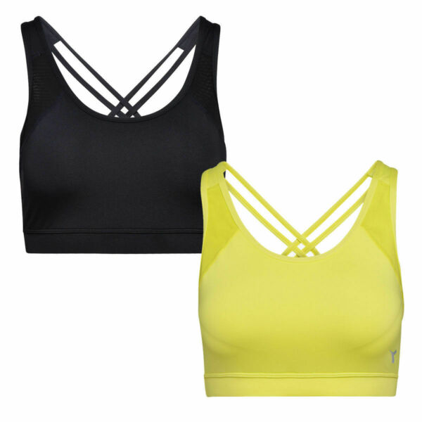DIADORA L. LIGHT BRA Damen Trainings BH Sport BH Fitness BH 102173185