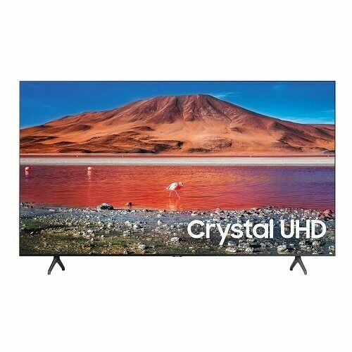 Samsung 70 inch TV 2020 LED 4K Crystal Ultra HD HDR Smart TV TU7000 Series. Buy it now for 747.99