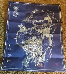 Xbox 360 ps3 gta v 5 special edition blueprint uv light secret image is loading xbox 360 ps3 gta v 5 special edition malvernweather Images