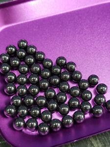 """(5 PCS) (11.906mm) (15/32"""") Loose Ceramic Bearing Balls Silicon Nitride Si3N4"""