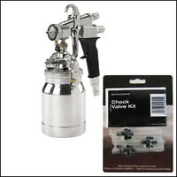 Titan 0524041 Capspray Maxum Ii Hvlp Spray Gun With Free Check Valve Kit