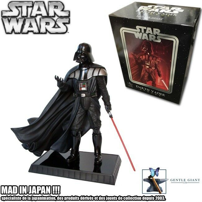 Gentle Giant Star Wars Darth Vader Statue - limited to 7500 worldwide
