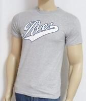 Rvca The Pennant Tee Mens Gray 100% Cotton T-shirt