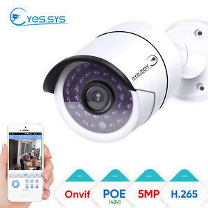 NEW-5MP-3MP-2MP-H-265-36IR-LEDS-48V-POE-CCTV-IP-Camera-ONVIF-BLUE-IRIS-RTSP-NVR