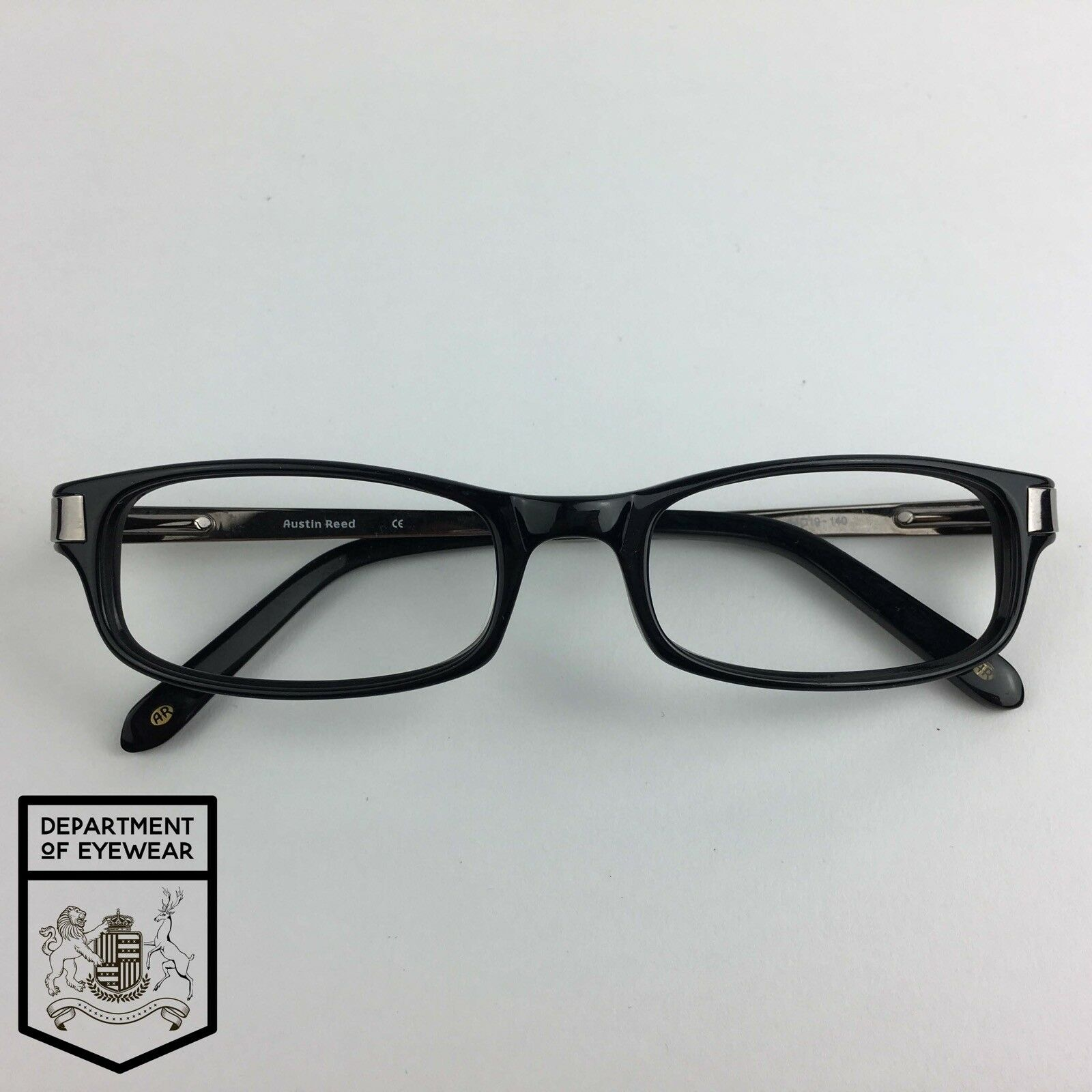 Austin Reed Eyeglasses Black Rectangle Glasses Frame Authentic Mod Ars 4009 For Sale Online Ebay