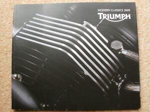 Triumph-Modern-Classics-2009-brochure-Bonneville-SE-T100-Thruxton-Scrambler