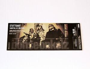 Böhse Onkelz Tickets 2021