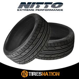 1 X New Nitto NT555 G2 245//40//18 97W Ultra-High Performance Sport Tire