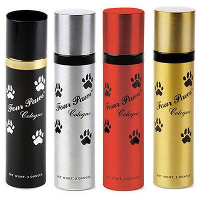 Four Paws Pet Dog Cat Designer COLOGNE Fragrance Grooming Coat Fur Perfume Spray