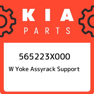 Genuine Hyundai 57715-1E000 Rack Support Yoke Assembly