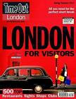 Time Out  London for Visitors: Spring/Summer 2010 by Crimson Publishing (Paperback, 2010)