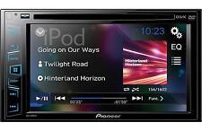 "NEW Pioneer AVH-190DVD 6.2"" Double DIN DVD USB Car Stereo (Replaced AVH-180DVD)"