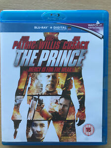 Jason Patric Bruce Willis THE PRINCE ~ 2014 Crime / Action