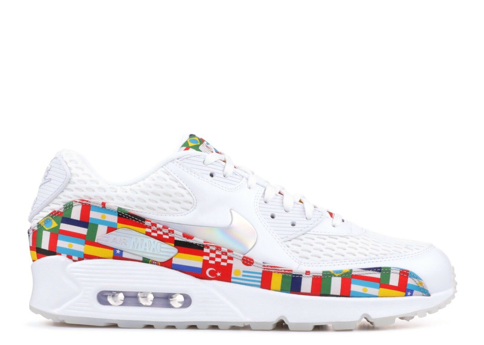 Nike Air Max 90 NIC QS International Flag