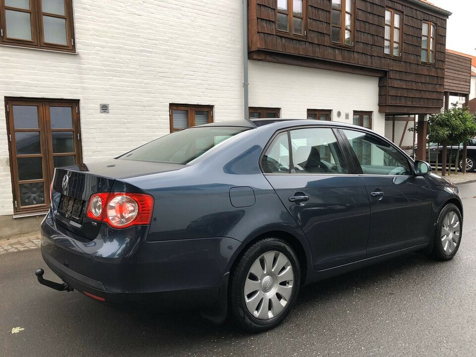 VW Jetta, 1,9 TDi Comfortline, Diesel
