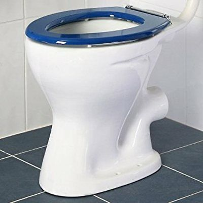 Low Level (Comfort Height) WC Toilet Pan & Soft Close Seat (1019)
