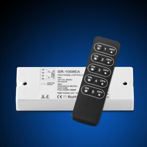 LED-CONNEX-Dimmer-RF-Controller-2833K5-bis-4-x-8A