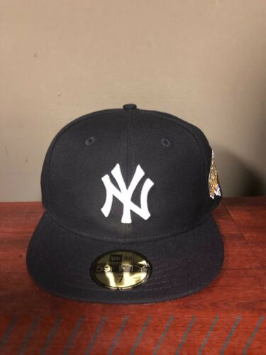 New Era New York Yankees 1996 World Series Collection Navy Blue Fitted Hat MLB