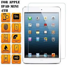 0.33mm Premium Tempered Real Glass Screen Protector Film For iPad Mini 4 Gen USA