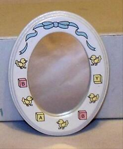 abc mirror dollhouse furniture miniatures ebay Tile Mirrors in Bedroom Bedroom Ceiling Mirrors