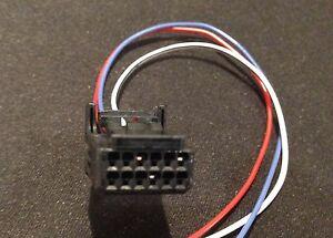 12 Pin Gentex    GNTX   687 Homelink   Mirror    Wiring    Pigtail   eBay