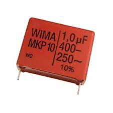 WIMA Impulsfester Polypropylen Folien-Kondensator MKP10 400V 1uF 27,5mm 089723