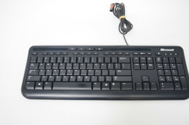 MICROSOFT WIRED KEYBOARD 600 DESCARGAR CONTROLADOR