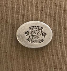 1-oz-Hand-Poured-999-Silver-Bullion-Bar-YPS-Yeager-039-s-2020-Silver-Slacker