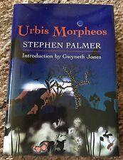 URBIS MORPHEOS Stephen Palmer, intro Gwyneth Jones 1st trade ed HC fine UK IMP