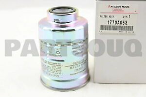 1770A053 Genuine Mitsubishi FUEL FILTER | eBayeBay