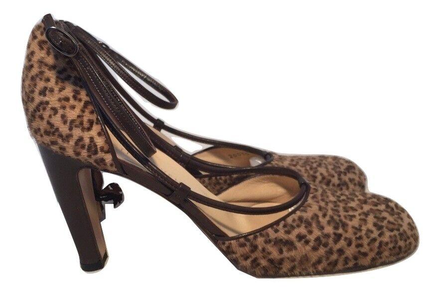 BOTTEGA VENETA Fur Pumps Günstige und gute Schuhe