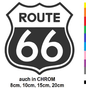 Route-66-Aufkleber-Highway-Harley-Bike-Sticker-USA-auch-in-CHROM-159-2