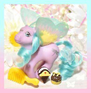My-Little-Pony-MLP-G1-VTG-1988-Summerwing-Summer-Wings-High-Flyer-Dragonfly