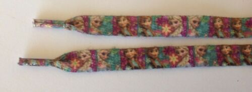 """One Pair Frozen inspired Shoe Laces 43/"""" Long"""