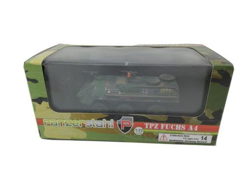 Tanques de acero tpz zorro a4 1 88021 1:72