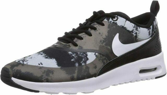 Labor salvar Empotrar  Size 7 - Nike Free Air Max Thea Print Black for sale online   eBay